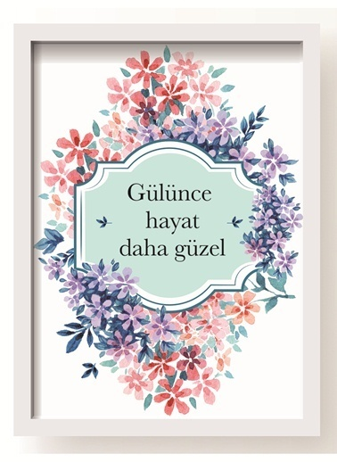 Gülünce Hayat Poster-All About Wall